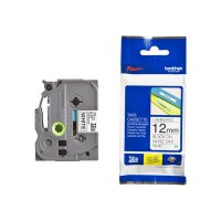 (Terbatas) Brother Label Tape TZe 12mm - 12 White Green Yellow Red