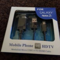 [Limited Offer] kabel hdmi samsung galaxy note 3