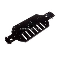 [globalbuy] HSP 03001 Chassis For 1:10 RC Electric On-Road Drift Car 94103 94123 Spare Par/2536674