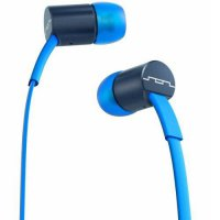 [poledit] SOL REPUBLIC JAX In-Ear Headphones with 3-Button Mic and Music Control - Blue/St/10193570
