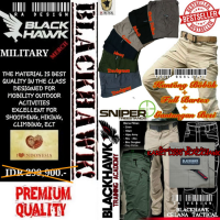 CELANA PANJANG / PDL ARMY TACTICAL BLACKHAWK OUTDOOR - Berkualitas