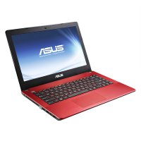 Asus Notebook A455LA (i3-5005, 4GB, 500GB,14', DOS ) - RED