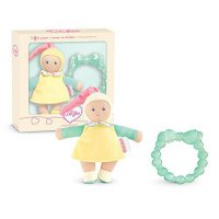 [poledit] Corolle Babi Mini Miss and Baby Teether Doll, Fresh Riviera (T1)/11903945