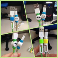 Clip Protector Kabel iPhone / Lightning Cable