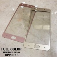 Full Color Tempered Glass Oppo F1S