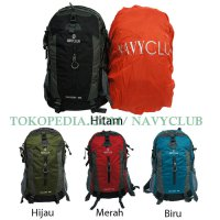 TAS Navy Club Mountain Backpack 3550 40 L