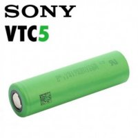 Authentic Battery / Baterai Sony VTC5 18650 2600Mah 35A (not mxjo awt)