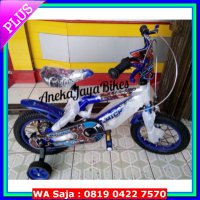 [Best Seller] Sepeda Anak BMX Michel Cyberbots 12