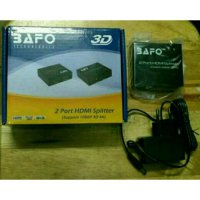 HDMI splitter BAFO 4port /hdmi splitter 1-4 bafo