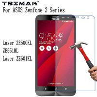 [globalbuy] For ASUS Zenfone 2 Ze551ML Tempered Glass For ASUS Zenfone 2 Laser ZE500KL ZE6/4111731