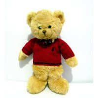 Boneka Teddy Bear Original Ralph Lauren New York Limited Edition