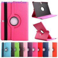 [globalbuy] For Samsung Galaxy Tab A 8.0 T350 T355 Case 360 Rotatable PU Leather Case Cove/3213413