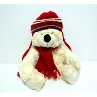 Boneka Teddy Bear Original Nederland Import Plush Doll Super Soft