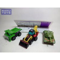 Transformers Universe Classics Mini-Con Demolition Team