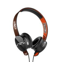 [poledit] SOL REPUBLIC 1211-BGS Collegiate Series Tracks On-Ear Headphones with Three Butt/9931242
