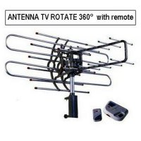 Antenna Tv Rotate 360 With Remote HargaPrommo07