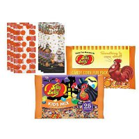 [poledit] So Sweet Gifts Jelly Belly Halloween kids Mix & Gourmet Candy Corn - 2 Bags of 2/14291845