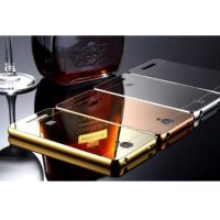 Aluminium Tempered Glass Hard Case Casing Cover Hp Xiaomi Redmi Note 2