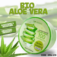 (360gr) BIO HERBAL Aloe vera Soothing & Moisturizing 360 - KP2-172
