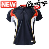 Rawlings Baseball T-shirt / DS-13U14SNR / RAWLINGS Short Sleeve Summer T 13U14S [gonjeok] / sell