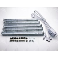 Led Grow Light Hydroponic Strip Bar 7 Watt 1 Set Hidroponik Termurah07