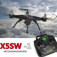 Drone X5SW-1 Quadcopter Headless Murah 2.4GHz 4-Axis +F Murah