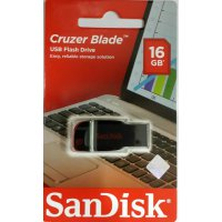 SANDISK USB FLASHDISK 16GB CRUZER BLADE 16 GB FLASH DISK ORIGINAL