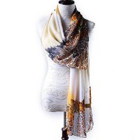 [macyskorea] GSG Ladies Multicolor Print Shawl Beach Wrap Prom Party Evening Scarf Spring /12336097