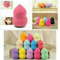 MAKE UP POWDER PUFF / MAKEUP SPONGE PUFF / BEAUTY BLENDER BY VOV KOREA