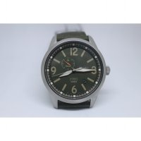Seiko 5 SSA299 SPORTS Automatic Green Canvas Jam Tangan Pria SSA299K1