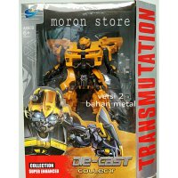 TRANSFORMERS BUMBLE BEE Deformation Figure Stock Terbatas !!