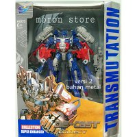 TRANSFORMERS OPTIMUS PRIME Deformation Figure Stock terbatas !!