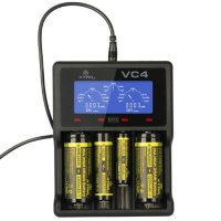 Xtar VC4 Premium Battery Charger 4 Slot