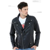 Leather Jacket Biker Korean Style SK 44