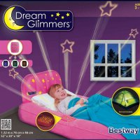 Kasur Angin Anak Dream Glimmers Bestway 67496 - Pink