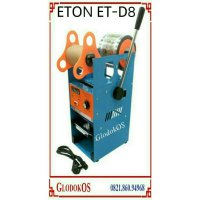 Mesin Press Gelas minuman Cup Sealer Eton ET-D8