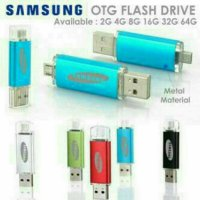[Limited Offer] flashdisk samsung OTG 32GB (OEM)