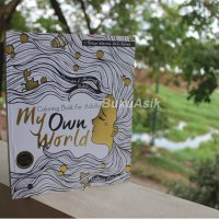 My Own World: Coloring Book for Adults (Edisi Human & Animal)