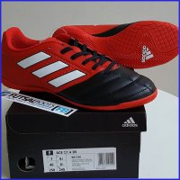 Adidas ACE 17.4 IN - Black/Red
