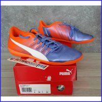 Puma evoPower 4.3 IN - Blue Yonder/Orange