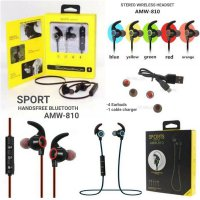 Handsfree Bluetooth Sporty Amw-810 HargaPrommo07