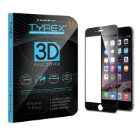 Tyrex iPhone 7 Plus 3D Full Cover Tempered Glass Screen Protector