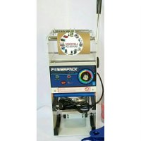 Jual mesin cup sealer - press gelas minuman garansi mur