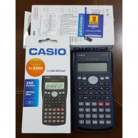 Casio Scientific Calculator FX-82MS SJ0096