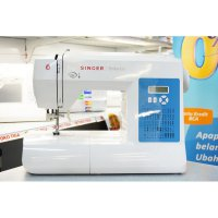 [Limited Offer] Mesin Jahit SINGER 6160 BRILLIANCE+PROMO Free Voucher Belanja 400rb!!