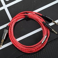 [poledit] Mekoko Replacement OFC Upgrade Audio Cable Cord for Sol Republic Master Tracks H/13924183