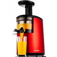 HUROM Slow Juicer HM Ferrari Red Series