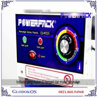 cup sealer powerpack M727i - mesin press gelas