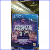 PS4 AGENTS OF MAYHEM REG 3