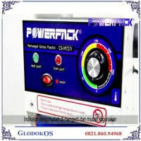 Cup Sealer Powerpack CS-727i Mesin Press tutup gelas -